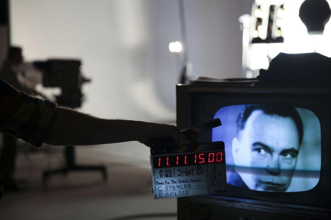 Richard Nixon ging als Favorit ins Rennen gegen den Kandidaten der Demokratischen Partei, John F. Kennedy. Doch im Wahlkampf von 1960 spielten die M... - Bildquelle: 2015 Cable News Network, Inc. A TimeWarner Company. All rights reserved