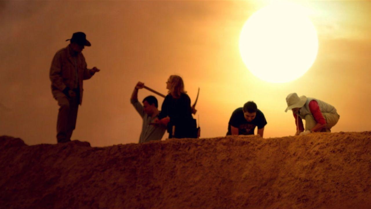 Laut der Bibel zerstörte Gott die Städte der Sünde Sodom und Gomorrha in einem Hagel aus Schwefel und Feuer und löschte damit eine ganze Zivilisatio... - Bildquelle: Oscar Chan