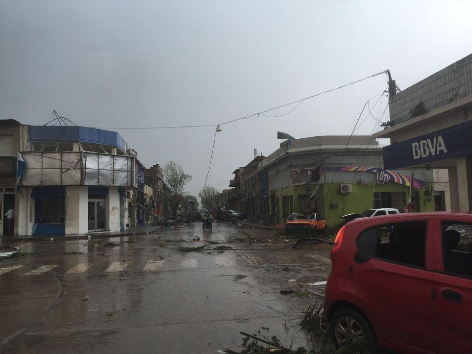 In der Kleinstadt Dolores in Uruguay wütet 2016 ein folgenschwerer Tornado m... - Bildquelle: Back2Back Productions