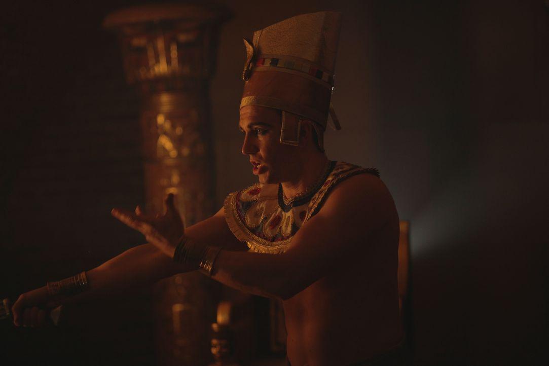 Der grausame Pharao will Moses und die Israeliten nicht aus Ägypten ziehen lassen. - Bildquelle: Fabio Cerveira WMR / Fabio Cerveira