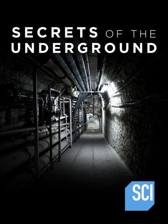 Verborgene Geheimnisse - Secret Underground - Artwork - Bildquelle: Discovery Communications