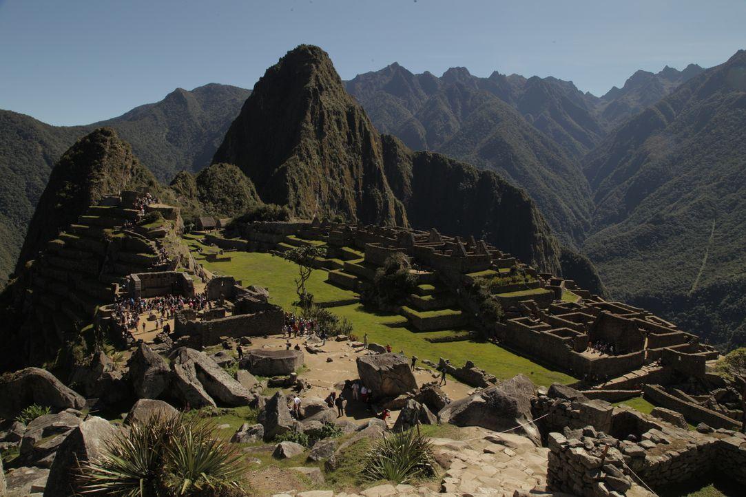 Chisha-Bier, der tiefe Amazonas, Frosch-Smoothies und die hohen Anden - Bar-Profi Jack Maxwell reist nach Peru und entdeckt die einmalige Magie und... - Bildquelle: 2014, The Travel Channel, L.L.C. All Rights Reserved.