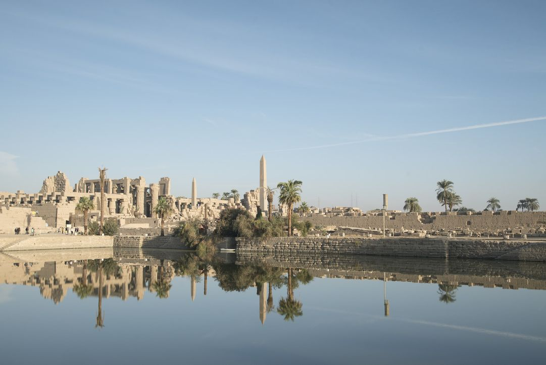 Laut des Alten Testaments beschwor ein tyrannischer Pharao die zehn Plagen ü... - Bildquelle: Blink Films 2017