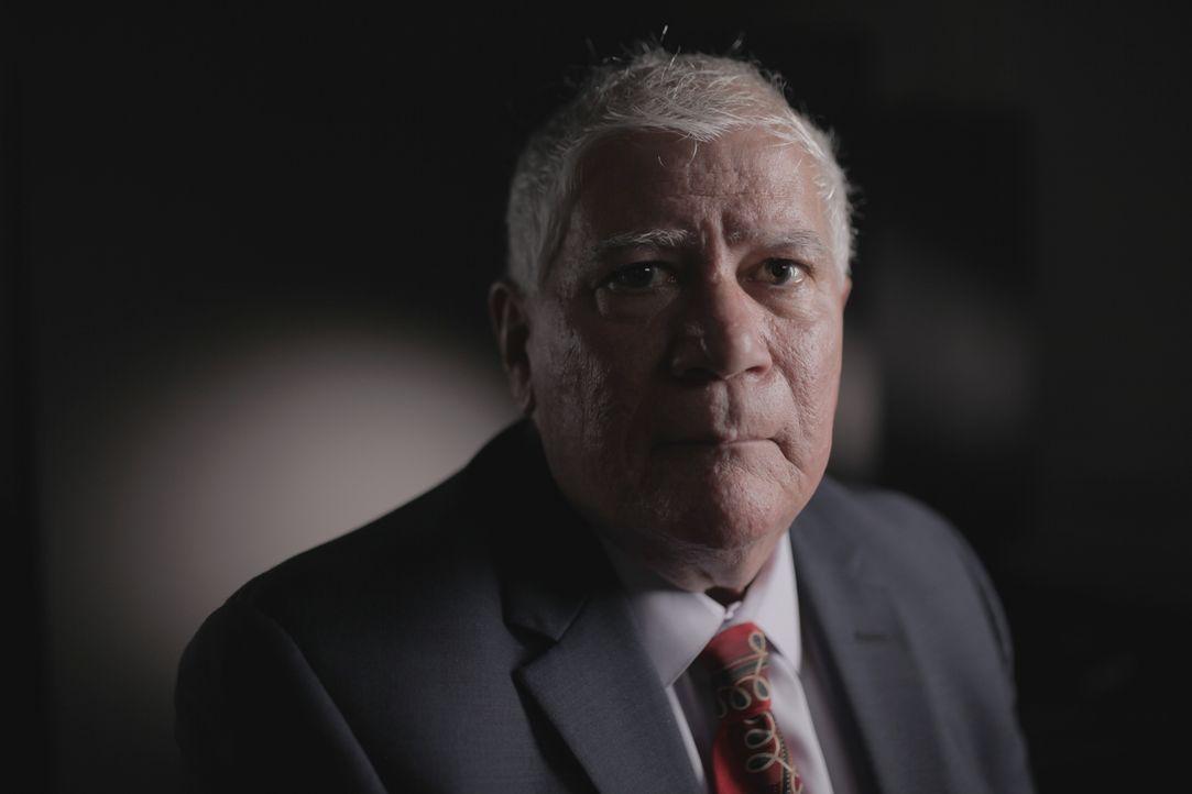 Detective Larry Belyeu - Bildquelle: Cineflix 2017