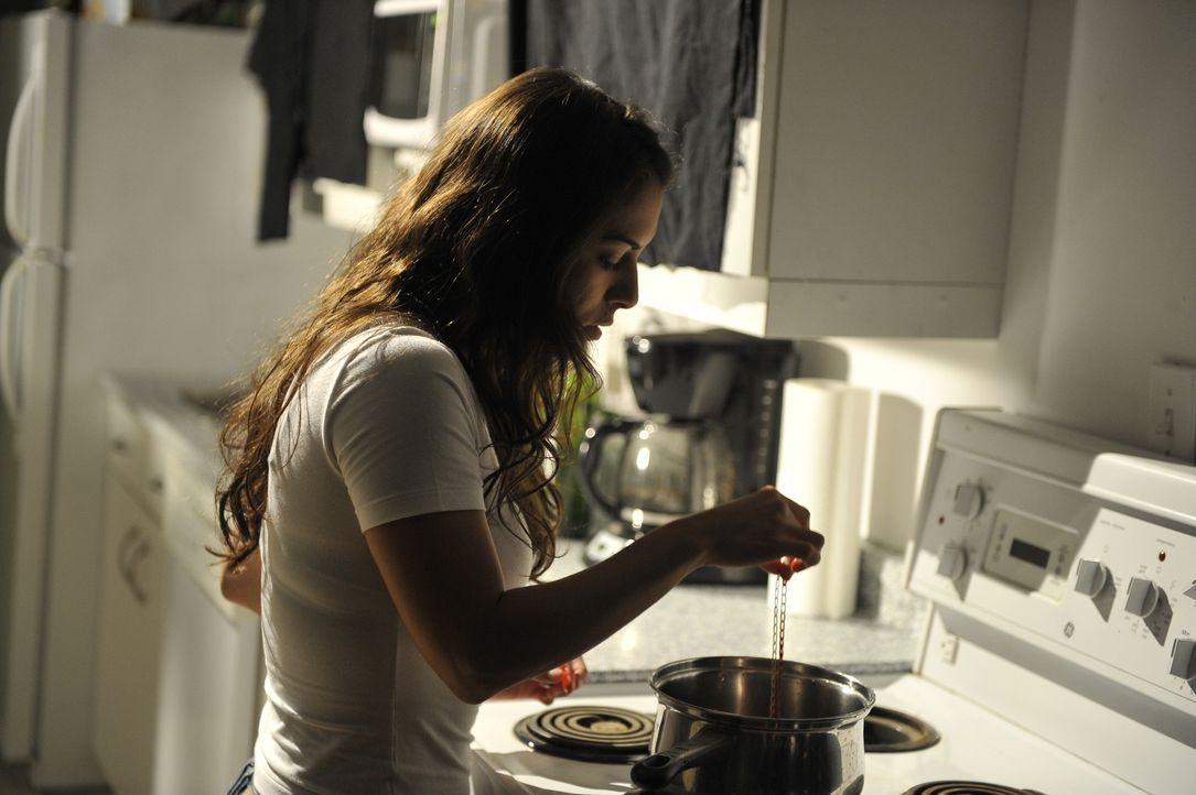 Hat seine Frau Amanda (Agueda Cardenas) etwas mit dem Mord an Box-Champion Arturo Gatti zu tun? Die Ermittlungen laufen ... - Bildquelle: Jag Gundu Cineflix 2012