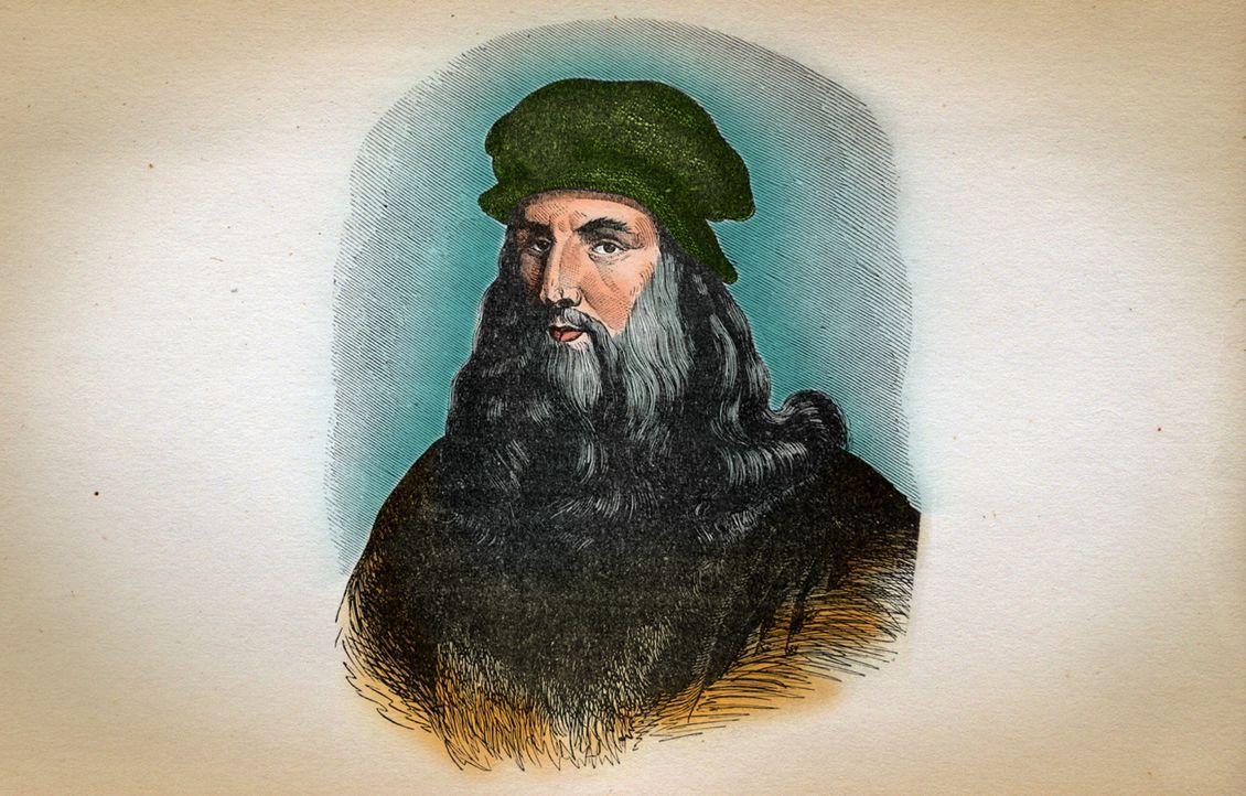 Seit über 500 Jahren beeinflusst Leonardo da Vincis Werk und Wirken noch immer die Kunst, Wissenschaft, Technologie und Medizin. Er ist einer der br... - Bildquelle: Internet Archive/ Public Domain