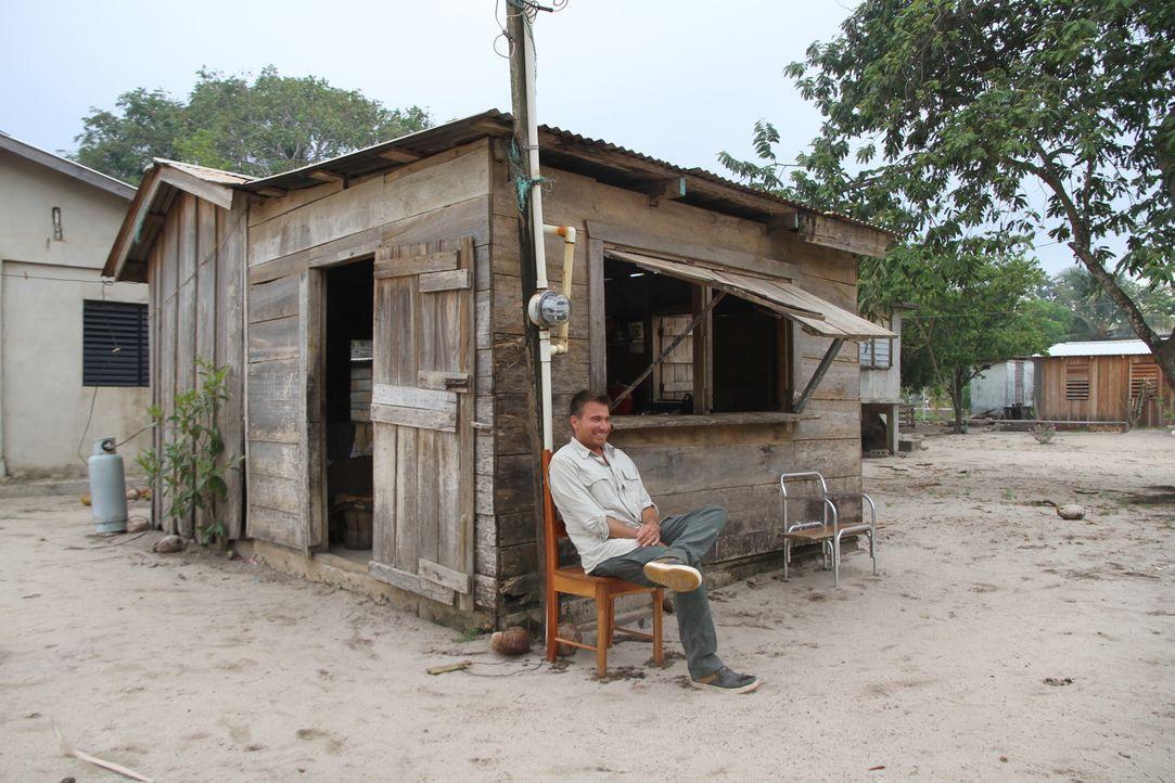 Das schroffe zentralamerikanische Paradies zieht Menschen und Touristen aus aller Welt an. Auch Jack Maxwell ist beeindruckt von Land, Likör und Leu... - Bildquelle: 2014, The Travel Channel, L.L.C. All Rights Reserved.