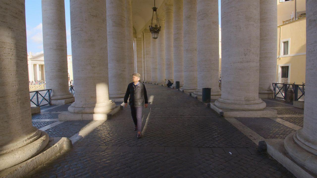 Vatikanstadt ist einer der geheimnisvollsten Orte der Welt: eigene Gesetze, ... - Bildquelle: Like A Shot Entertainment Ltd.