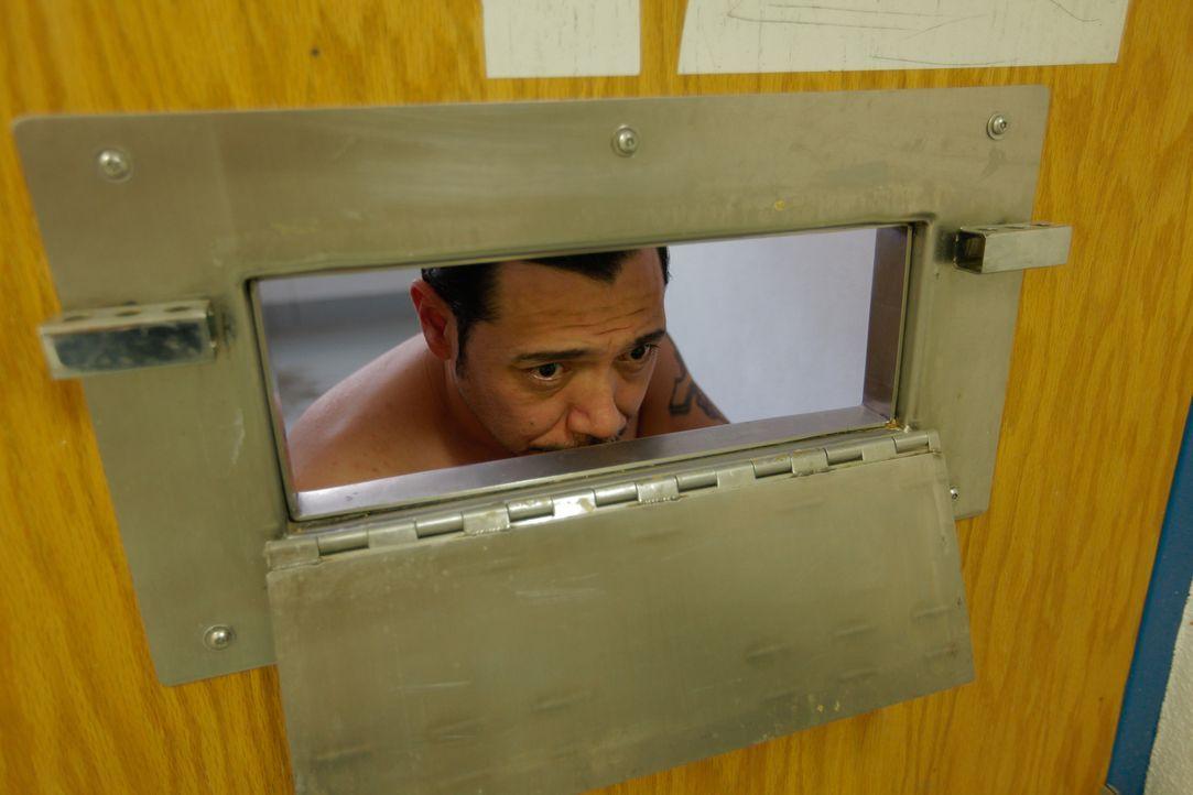 In seiner Zelle wartet Ramon Dorado auf seine Anhörung vor Gericht ... - Bildquelle: James Peterson National Geographic Channels