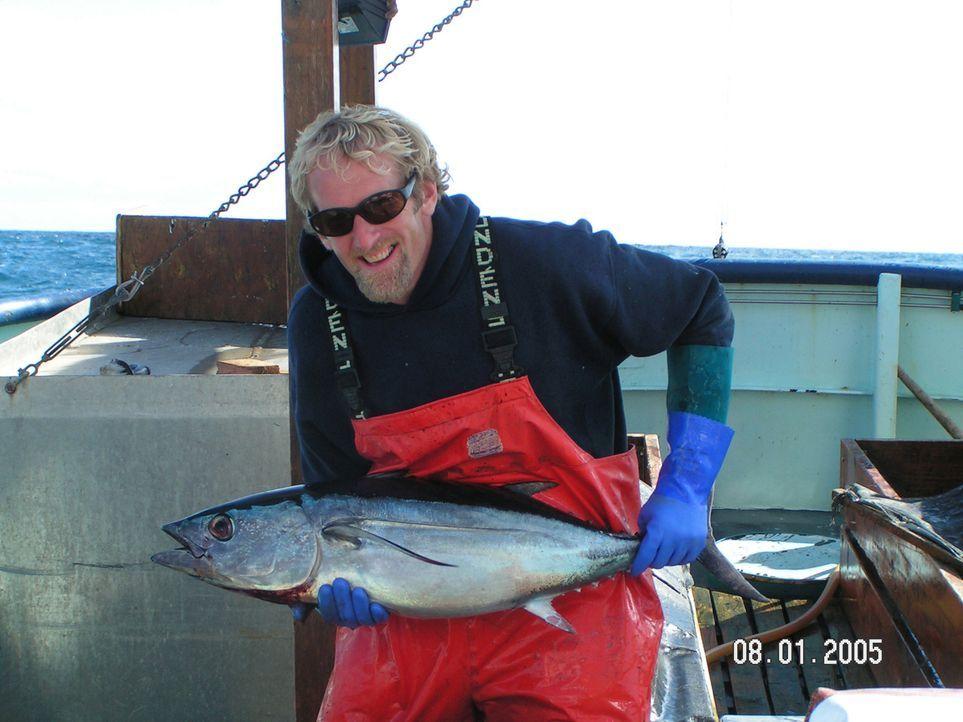 """Bei """"Moderne Wunder"""" dreht sich dieses Mal alles um den beliebten Thunfisch ... - Bildquelle: American Albacore"""