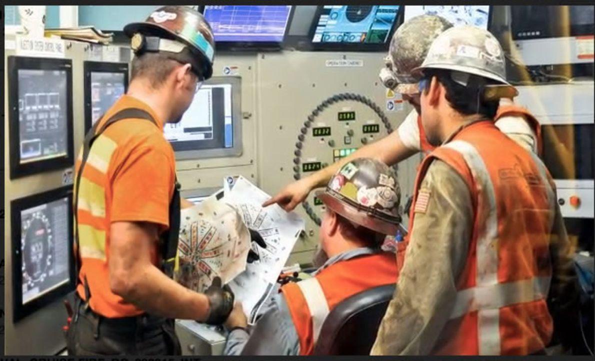 Welcher katastrophale Fehler führte zu der Explosion eines Chemiewerks in Kansas? - Bildquelle: 2015 A&E TELEVISION NETWORKS, LLC. ALL RIGHTS RESERVED.