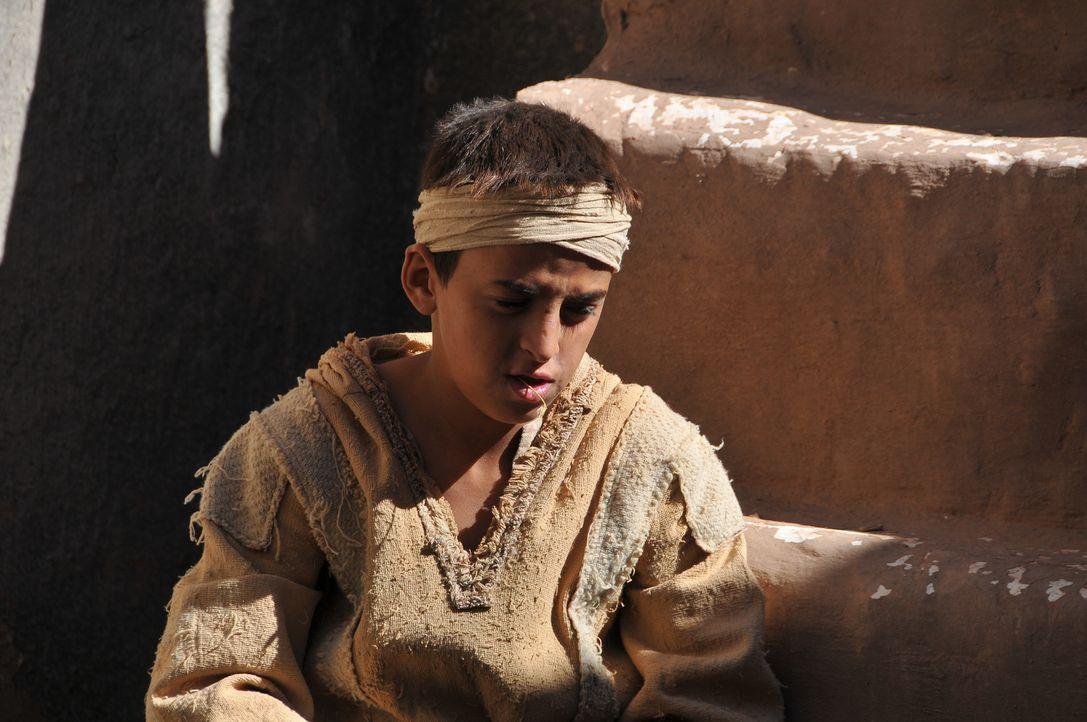 Aus Jesu Jugendzeit überliefert das Neue Testament nur einen Aufenthalt des 12-Jährigen im Tempel, bei dem er die Jerusalemer Toralehrer mit seiner... - Bildquelle: 2011 - Parthenon Entertainment Ltd. All rights reserved.