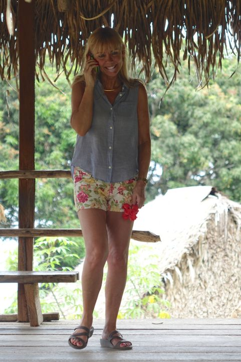 Vermisst: Amerikanerin Cher Hughes (Foto) wird nach ihrer Auswanderung nach Panama vermisst. Ihre Familie erhält zwar kryptische Nachrichten von ihr... - Bildquelle: Alvaro Acosta Cineflix 2014