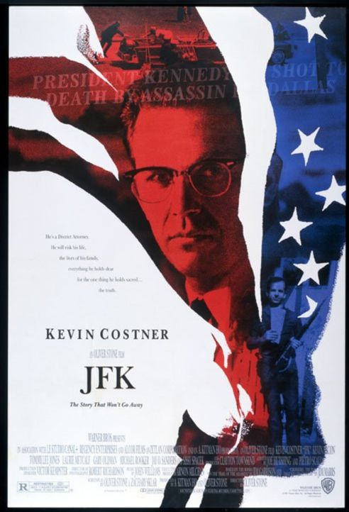 JFK - Plakatmotiv - Bildquelle: Warner Bros.