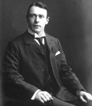 Schiffsarchitekt Thomas Andrews