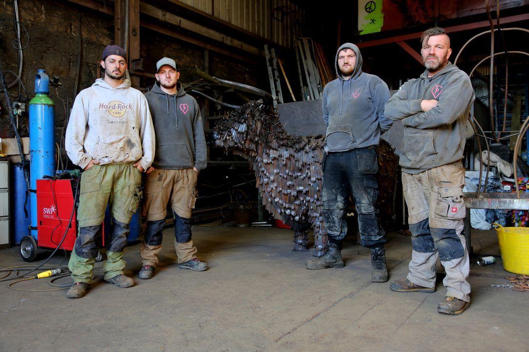 Heavy-Metal-Bulle - Bildquelle: Back2back Productions Ltd