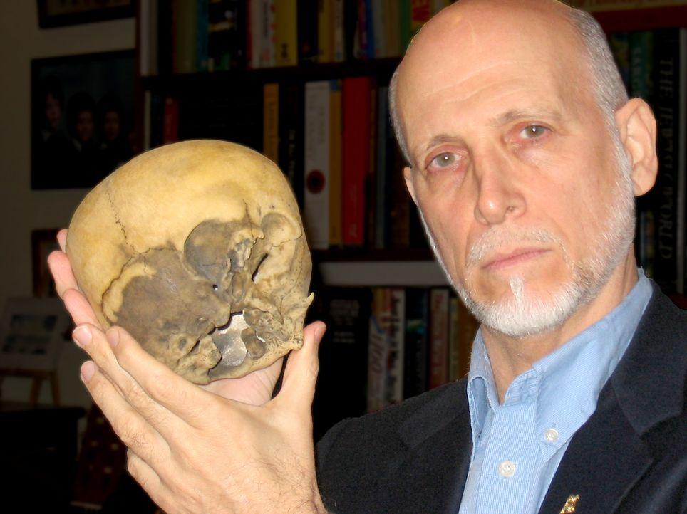 Wissenschaftler untersuchen Erbgut und menschliche Überreste, von vermeintlichen Wunderkindern aus der Geschichte. Ist es möglich, dass diese Kinder... - Bildquelle: Lloyd Pye / The Starchild Project
