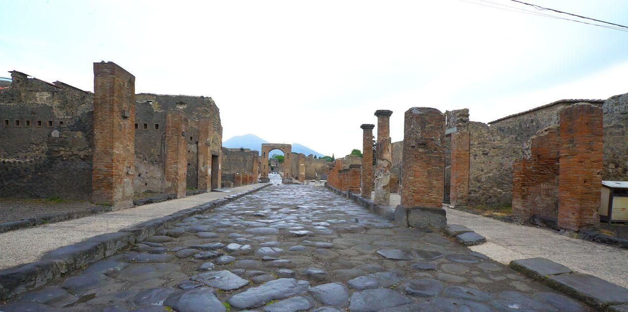 Neapolis - so lautet der Name einer einst florierenden römischen Stadt in Tu... - Bildquelle: BLINK FILMS 2019