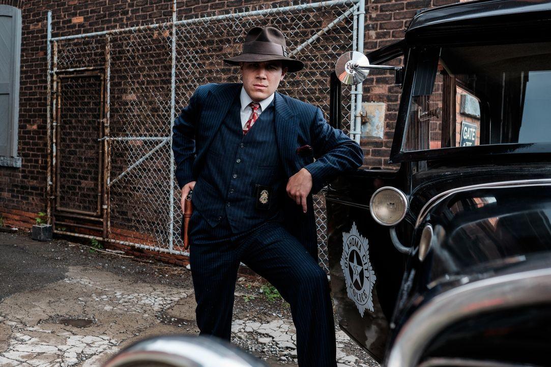 """Delf """"Jelly"""" Bryce (Anthony Lamanna) hat sich aber geschworen, alles in seiner Macht Stehende zu tun, um seine Stadt sauber zu halten. Bald soll er... - Bildquelle: Darren Goldstein Cineflix 2015"""