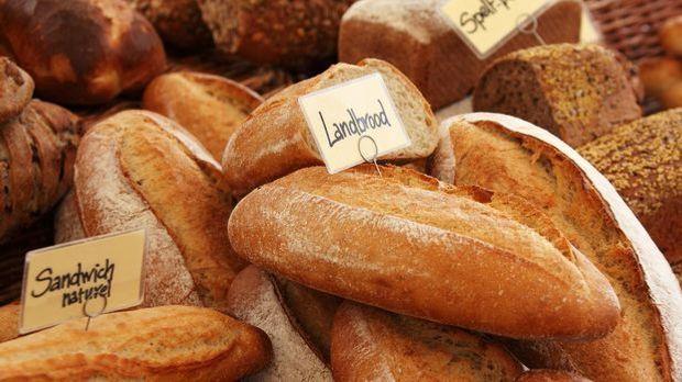In Deutschland gibt es zahlreiche Brotsorten.