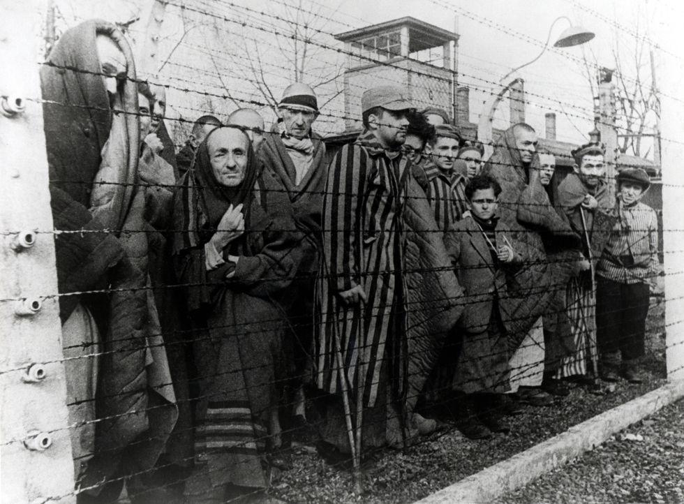 1945 drangen die Alliierten ins besetzte Deutschland vor und erkannten erst dort das ganze Ausmaß von Hitlers Gräueltaten. Von dem Anblick, den sich... - Bildquelle: Vivendi Content and Lets Pix Productions