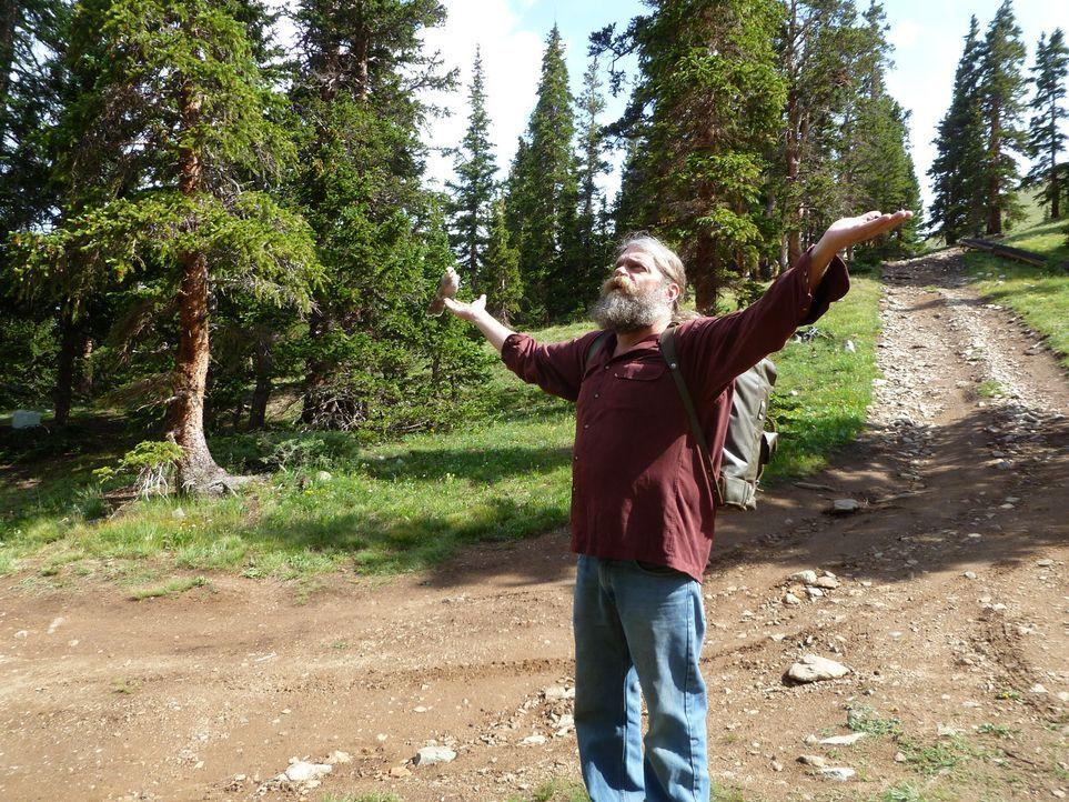 Brian und seine Familie begeben sich zu einer Nachschicht auf den Berg. Ein äußerst gefährliches Unterfangen ... - Bildquelle: High Noon Entertainment 2014