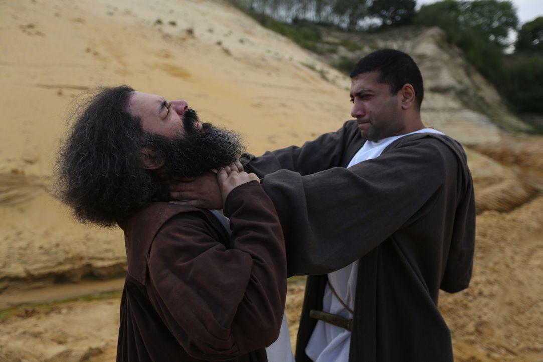 Ein Mythos der Bibel oder Realität? Der Kampf um Jericho gehört zu den blutigsten Kapiteln des Alten Testaments ... - Bildquelle: Dale Anchor Oscar Chan