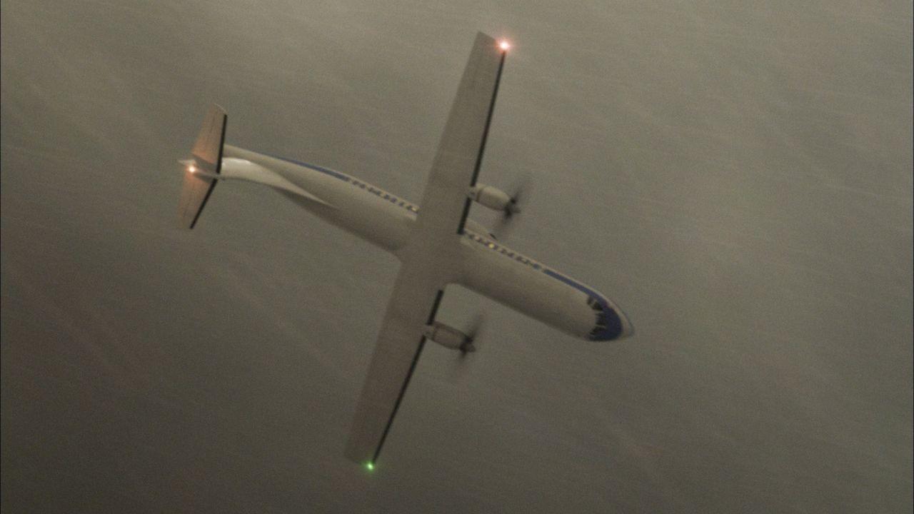 Februar, 2009: Der Continental Connection Flug 3407 visiert die Landung in Newark, New Jersey an, doch es gibt Probleme und das Flugzeug kracht in e... - Bildquelle: Cineflix 2010