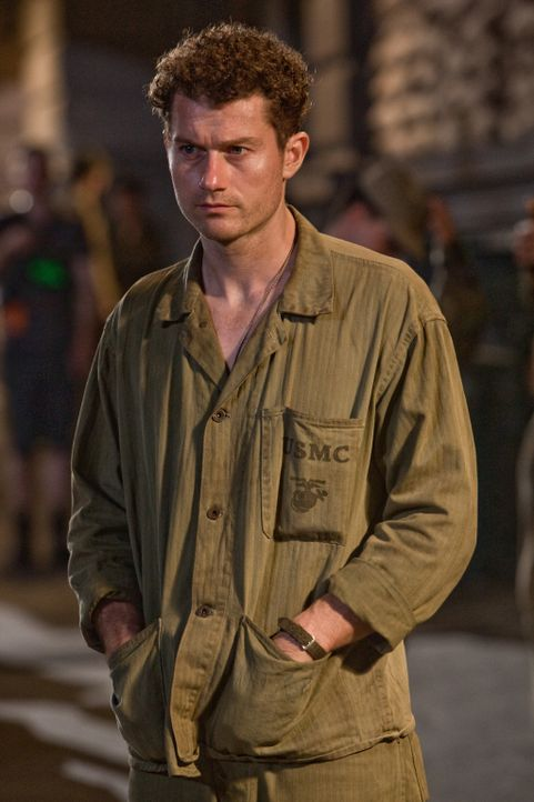 Zur Erholung wird die 1st und die 7th Marine Division nach Australien geschickt. Zunächst will Bob (James Badge Dale) nur sein Leben in vollen Zügen... - Bildquelle: Home Box Office Inc. All Rights Reserved.