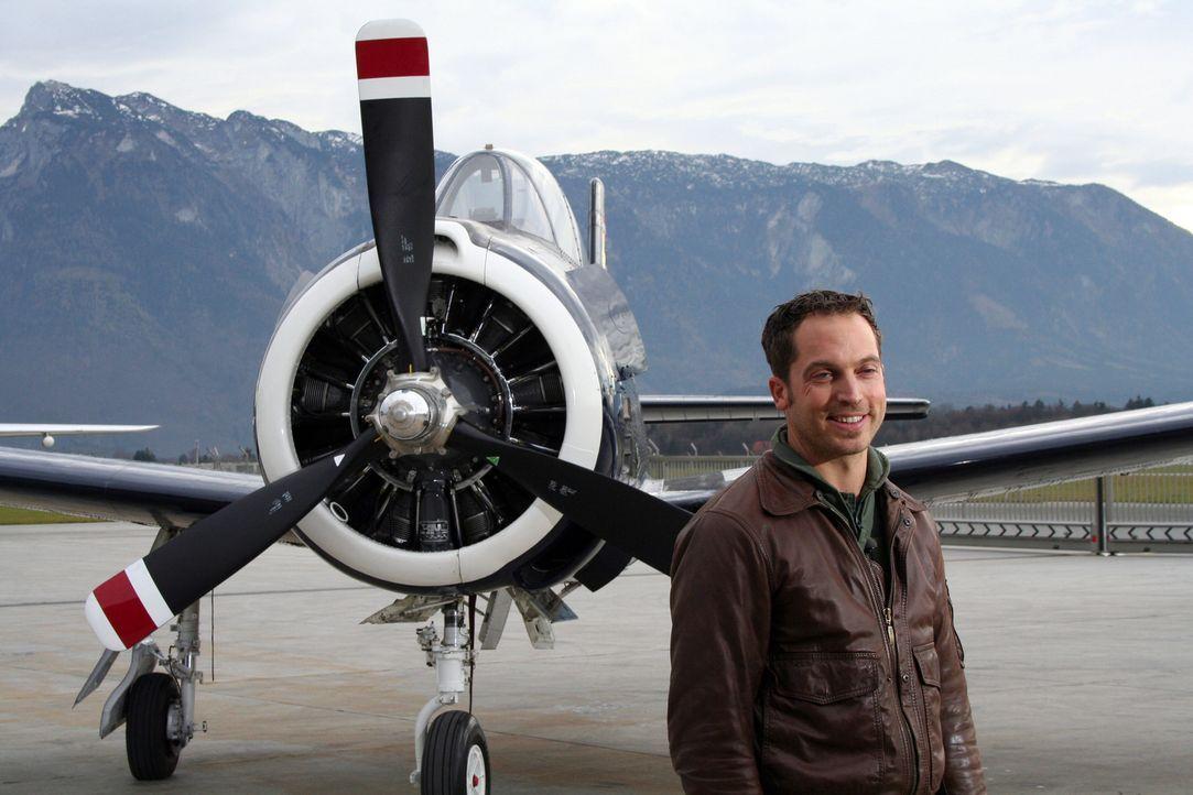 """Was passiert mit Flugzeugen, wenn sie ausgedient haben? """"Boneyard"""" klärt auf, wann und für welche Maschinen der Schrottplatz die letzte Landebahn ih... - Bildquelle: Courtesy of Perpetual Motion Films, Inc."""