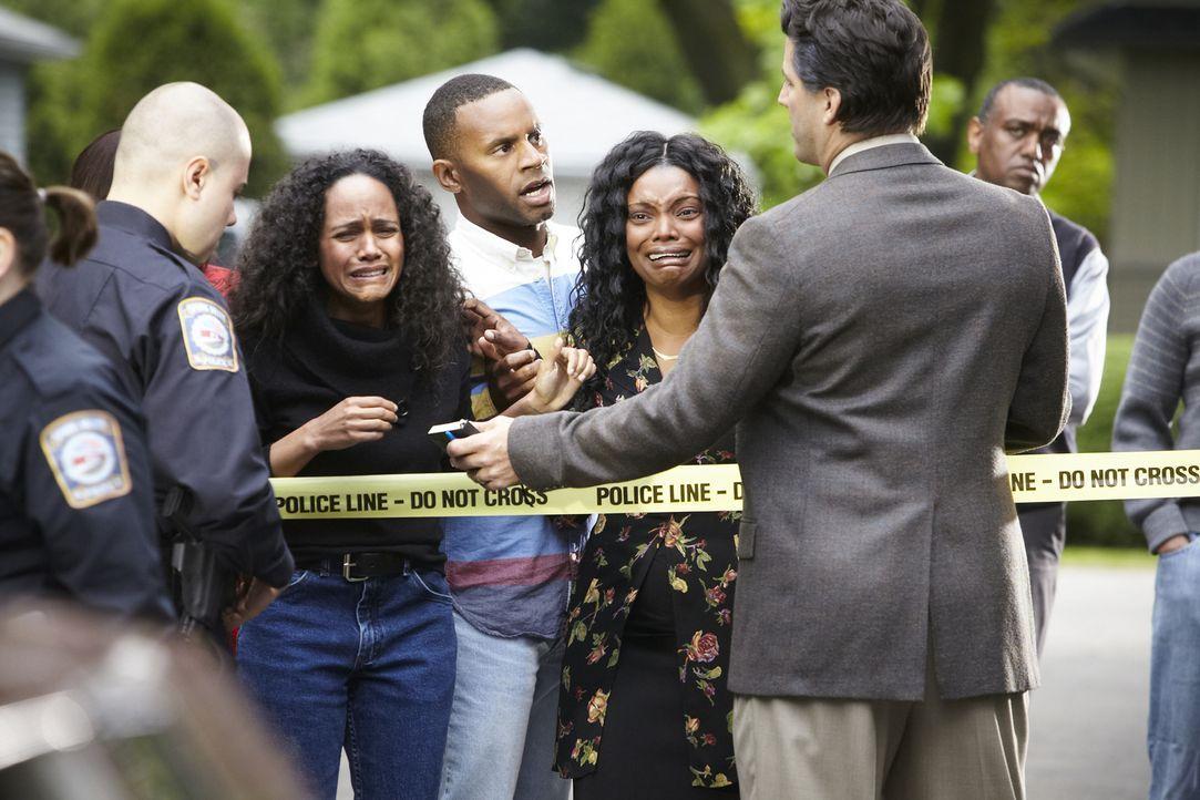 Nach dem Mord an dem 56-jährigen Rene Charles in Spring Valley, New York sind seine drei Kinder völlig verzweifelt. Wer hat den allseits beliebten F... - Bildquelle: Ian Watson Cineflix 2013
