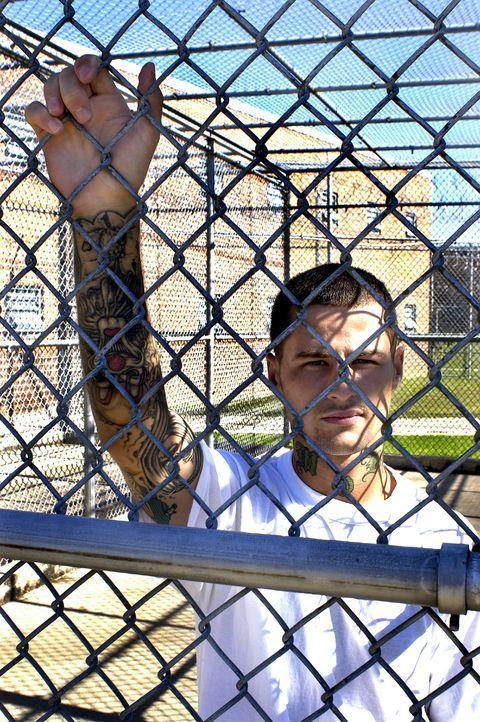 Cleveland Watson sitzt in der Special Management Unit des Hays State Gefängnisses ... - Bildquelle: Derek Bell part2 pictures
