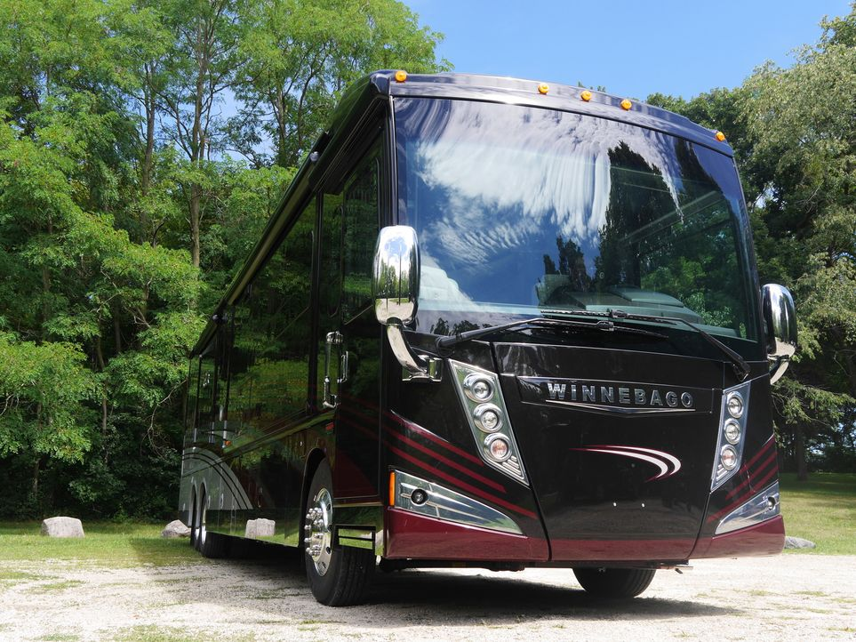 Winnebagos erste Grand Tour - Bildquelle: 2014,The Travel Channel, L.L.C. All Rights Reserved