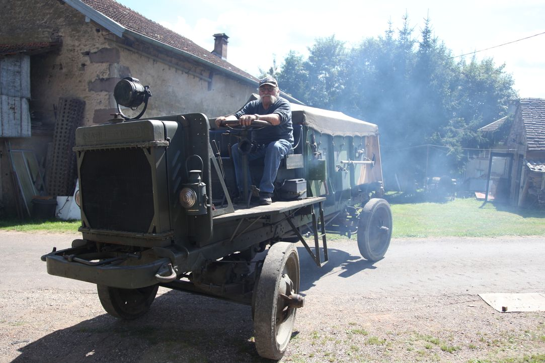Das Grauen an der Somme - Bildquelle: WAG TV