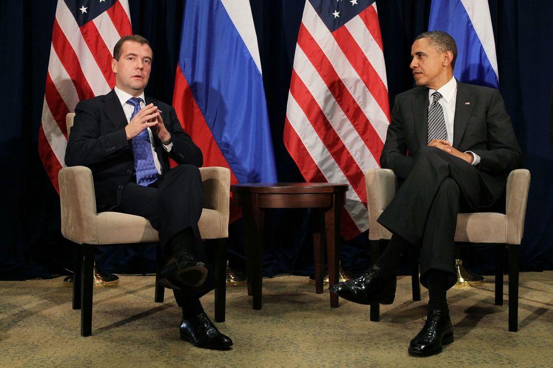 Die Entführten - Bildquelle: 2011 AFP