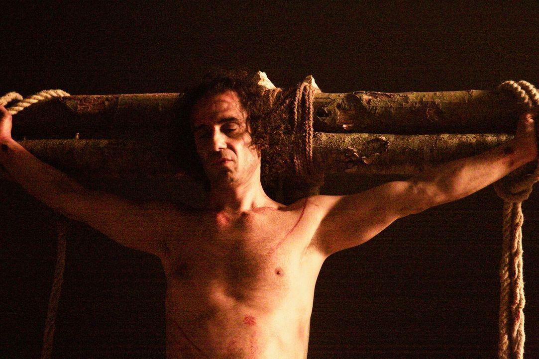 Wie lief die Kreuzigung Jesu vor mehr als 2.000 Jahren wirklich ab? Nähere I... - Bildquelle: BLINK FILMS 2019