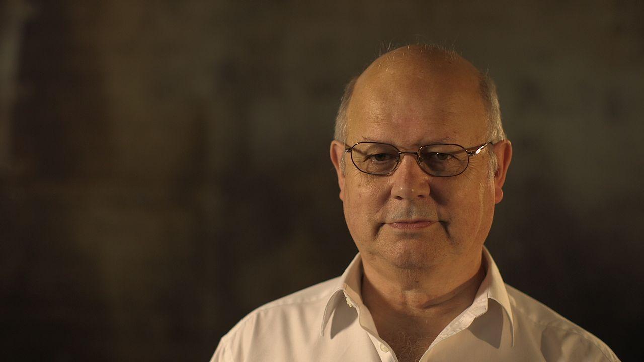 Der Historiker Adrian Gilbert ist davon überzeugt, das Jakobskissen gefunden zu haben, doch jahrelang wurde ihm verwehrt genaue Untersuchungen zu ma... - Bildquelle: WMR