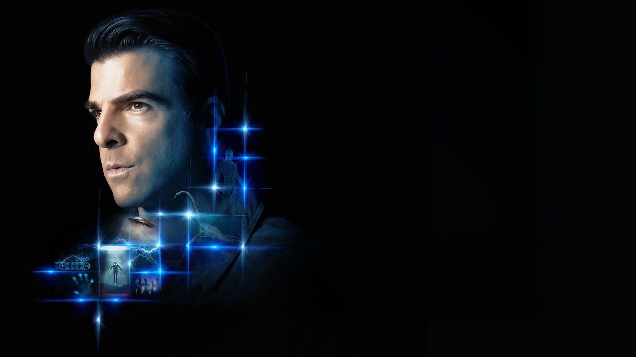 Zachary Quinto - Bildquelle: Licensed by Fremantle Media Enterprises Ltd.