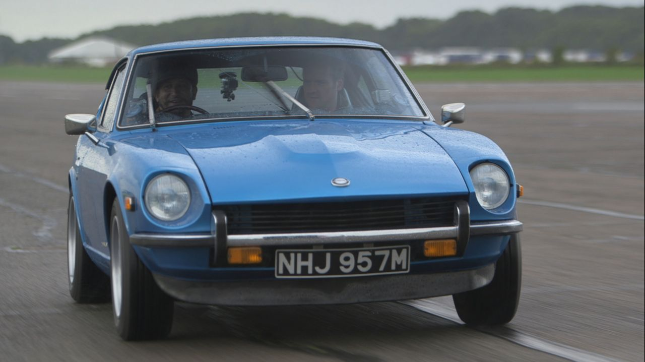 Datsun 240Z - Bildquelle: 2016 National Geographic Partners, LLC.  All rights reserved.