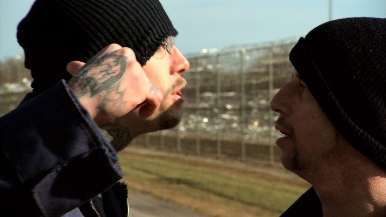 Unter den Insassen geht es nicht selten gewalttätig zu ... - Bildquelle: 2010 NGC Network US, LLC All Rights Reserved