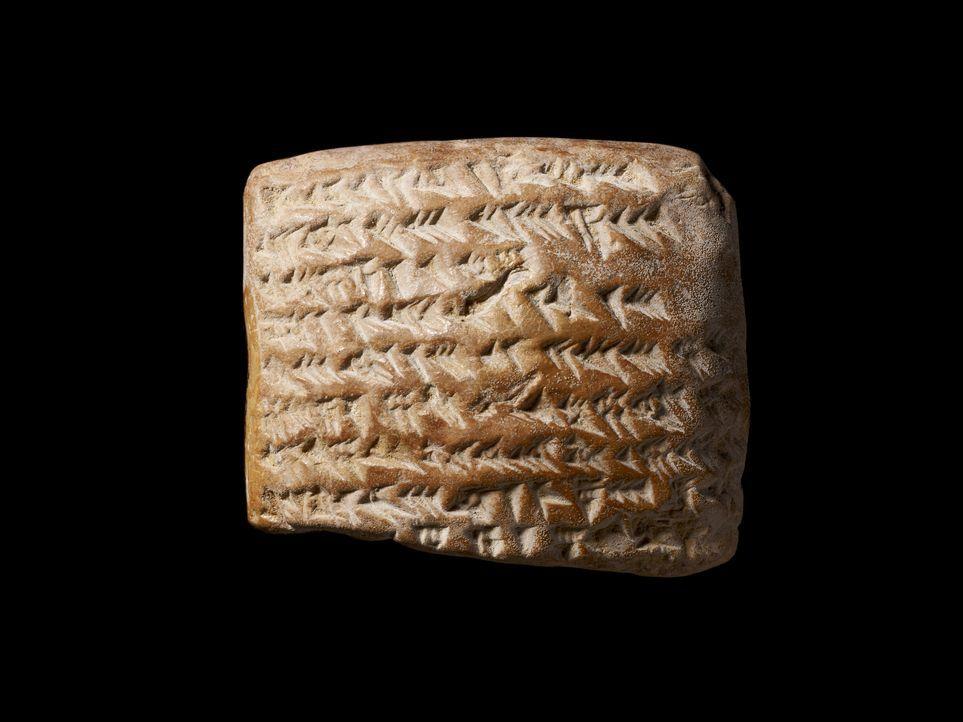 Prä-astronautische Anfänge - Bildquelle: The British Museum / Trustees of the British Museum