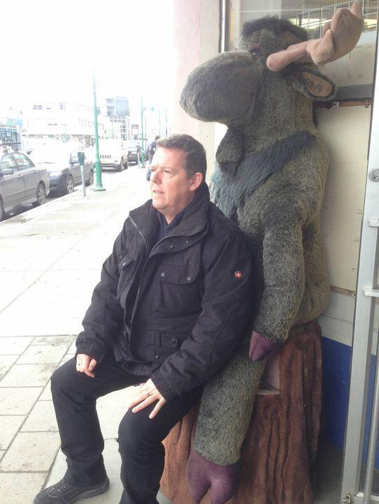 Auf Toto kommt in Alaska Einiges zu ... - Bildquelle: kabel eins
