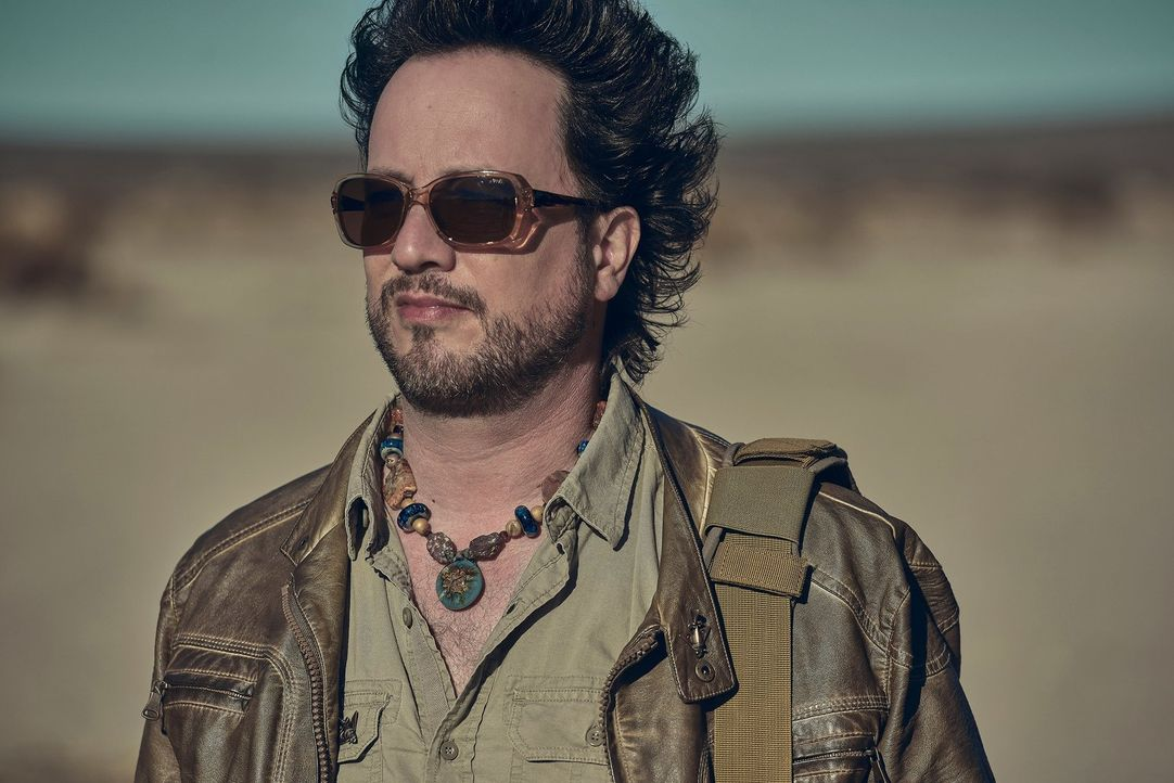 Giorgio Tsoukalos - Bildquelle: 2018 A&E Television Networks, LLC. All Rights Reserved.