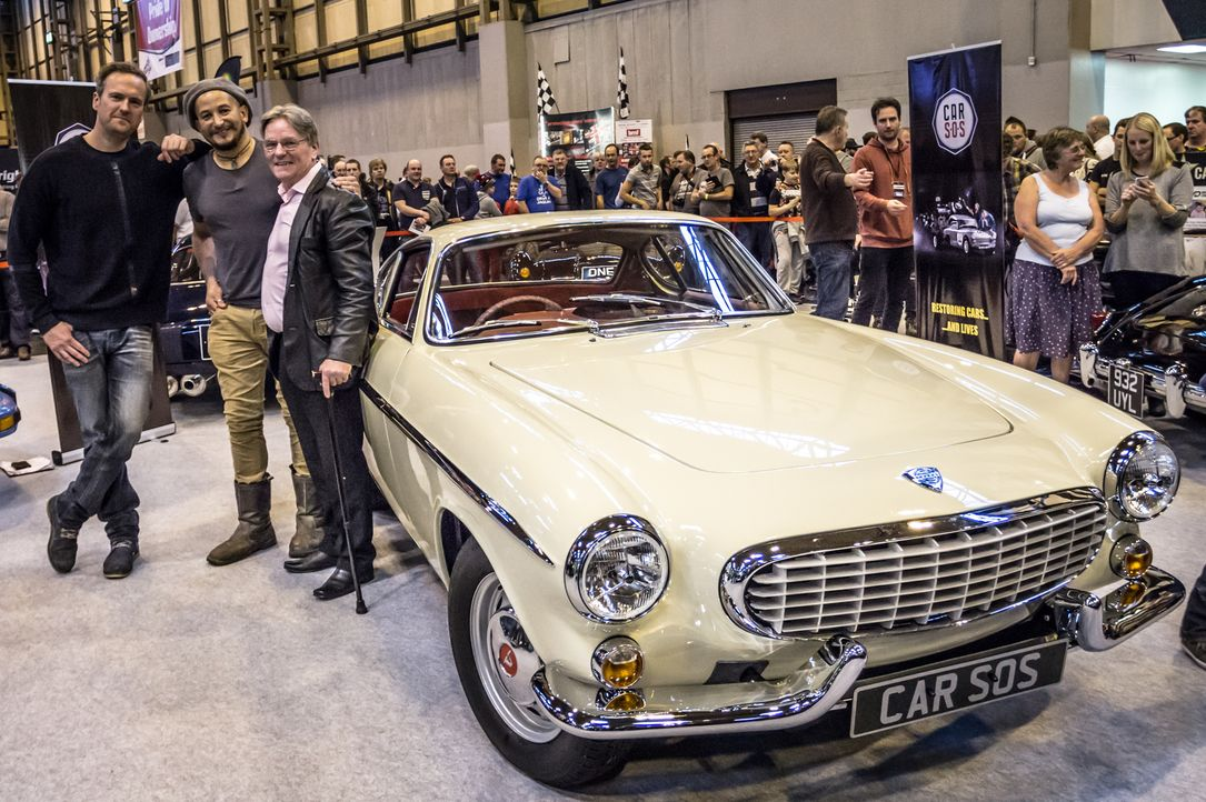 Volvo P1800 - Bildquelle: 2016 National Geographic Partners, LLC.  All rights reserved.