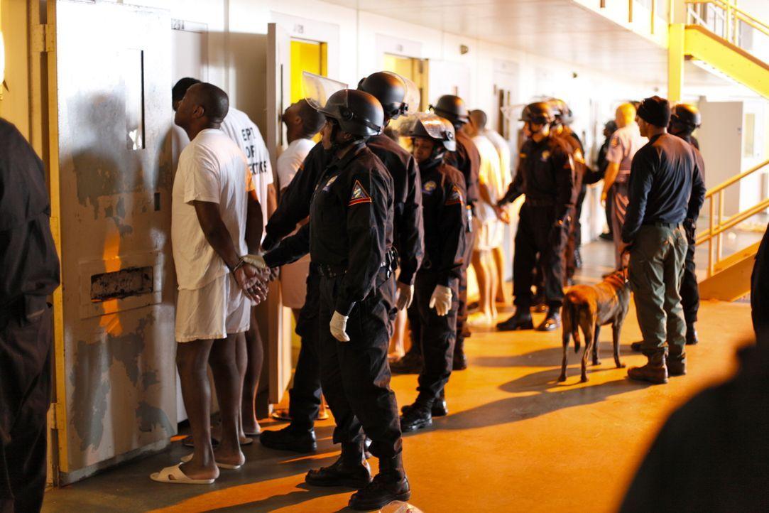 Ein ständiges Hin und Her des Machtgefüges im Smith State Prison sorgt für Anspannung bei Insassen und Wächtern ... - Bildquelle: Ryan Hill part2pictures