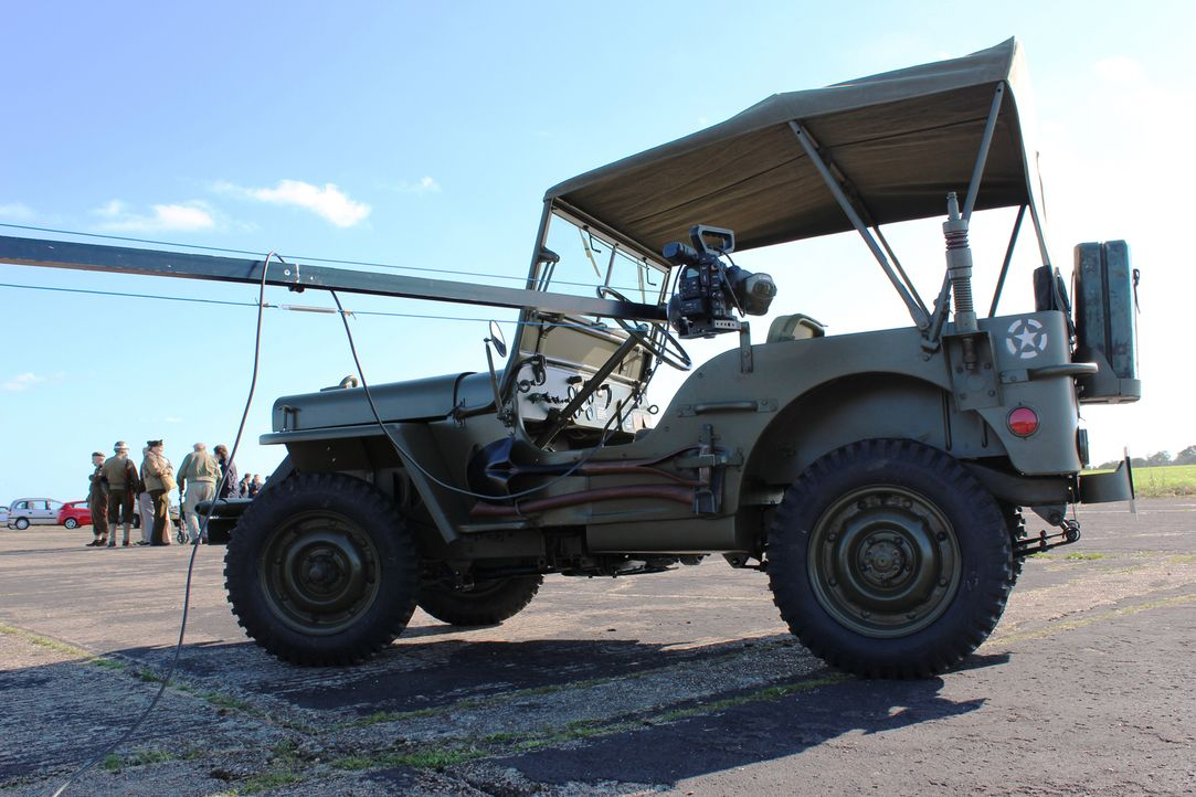 Willys Jeep - Bildquelle: 2012 NGC Network International, LLC All Rights Reserved