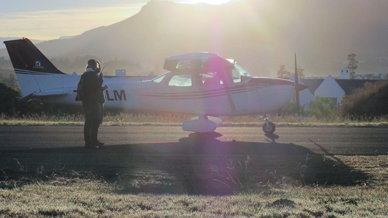 Was geschah mit dem Piloten Fred Valentich und seinem Leichtflugzeug, das er... - Bildquelle: Discovery Communications
