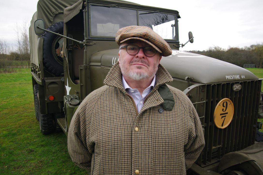 Bruce Crompton - Bildquelle: WAG TV