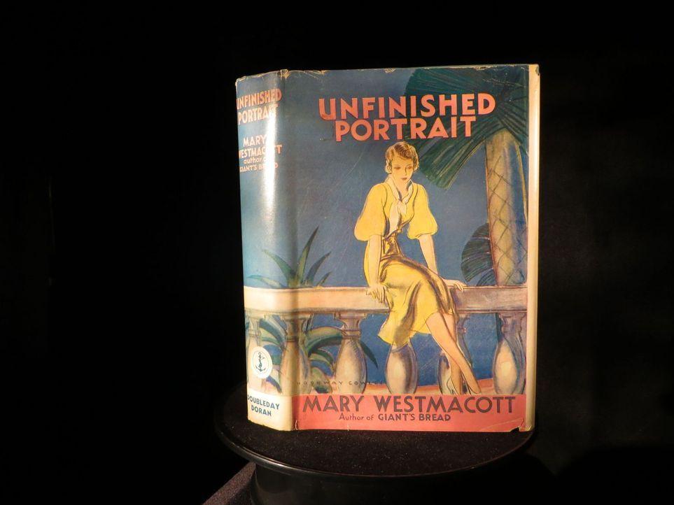 In New Jersey versucht Don Wildman mithilfe eines alten Buches, das mysteriöse Verschwinden einer Schriftstellerin zu klären ... - Bildquelle: 2014, The Travel Channel, L.L.C. All Rights Reserved.