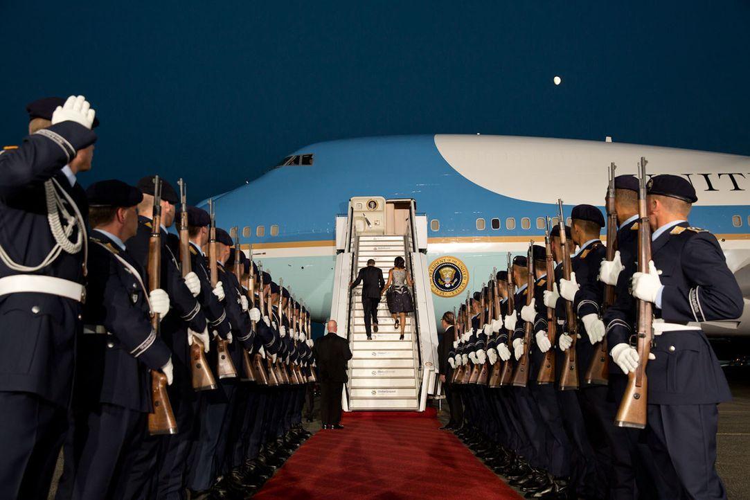 Das Weiße Haus - Mythen und Legenden - Bildquelle: Pete Souza The White House / Pete Souza
